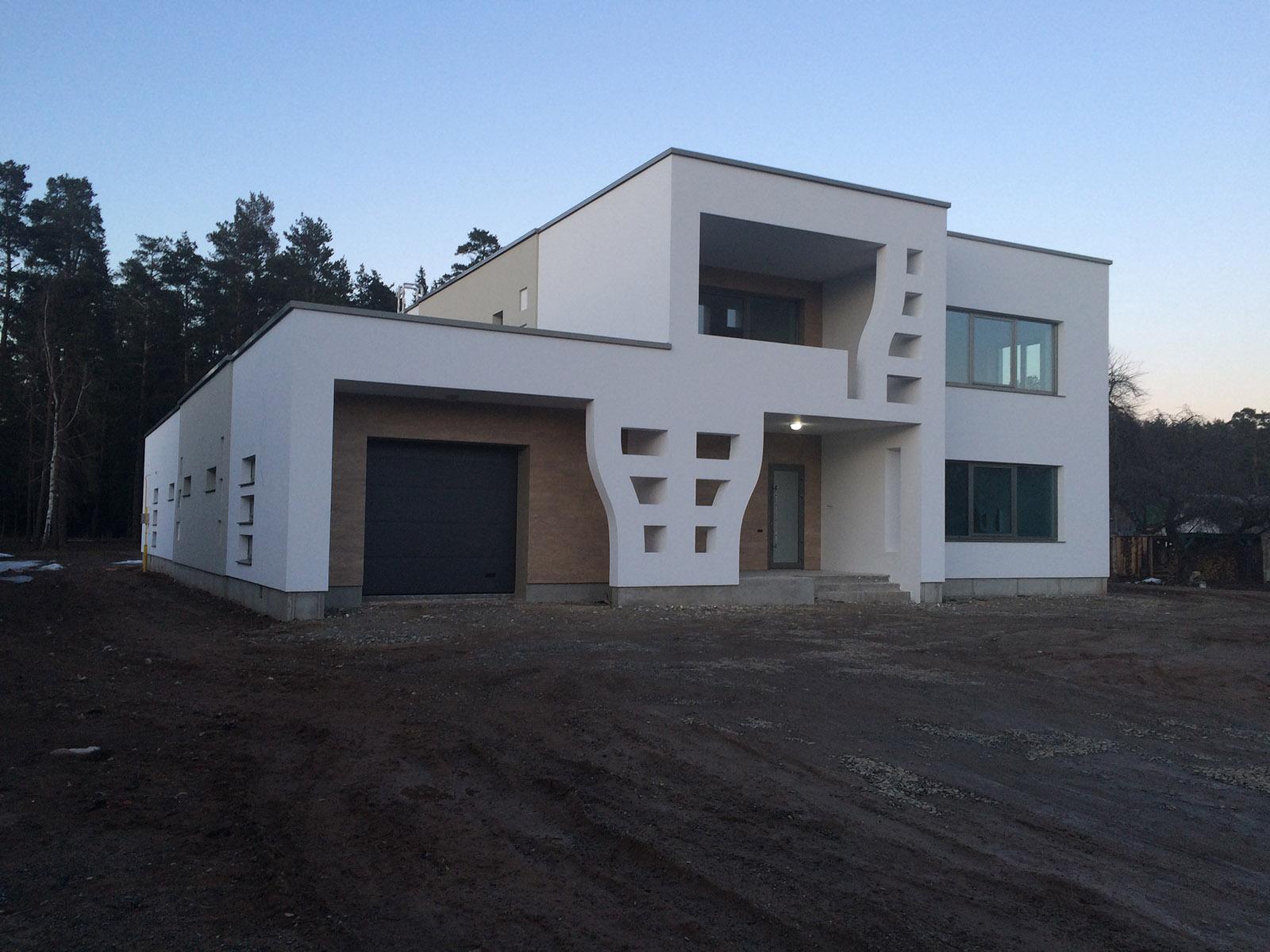 Остекление жилого дома №2.13